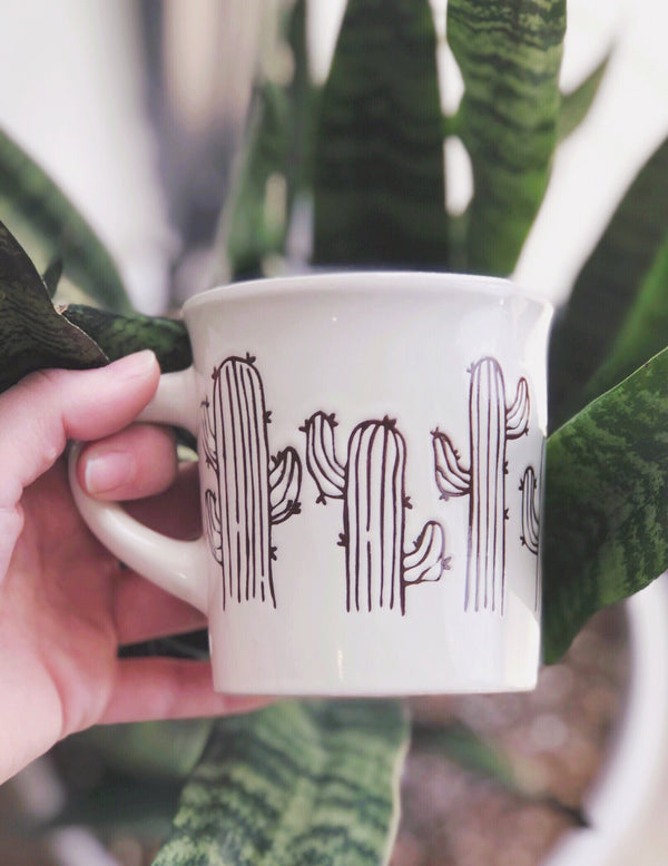 O.R.E. Cuppa This Cuppa Mug - That Cactus