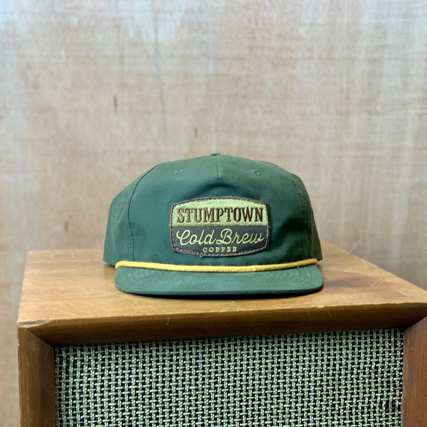 Custom Stumptown Coffee Outdoor hat