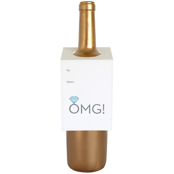 OMG! Wine/Spirit Tag