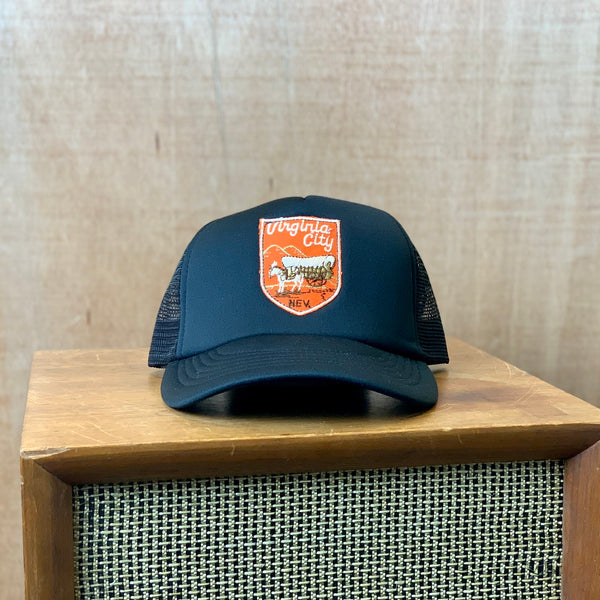 Vintage Virginia City Trucker