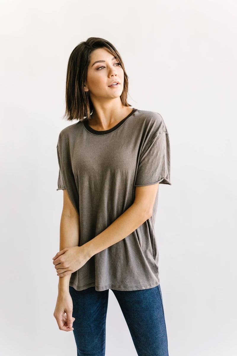 Clarity Ringer Tee