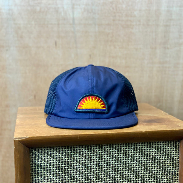 Vintage Patch Runners Cap