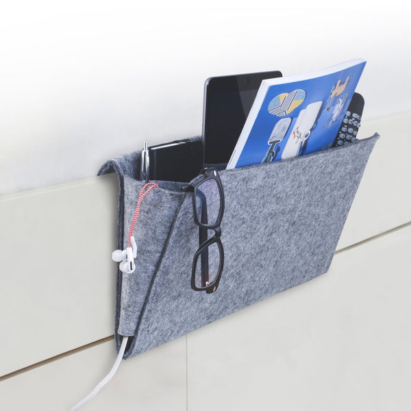 Felt Bedside Caddy - Large
