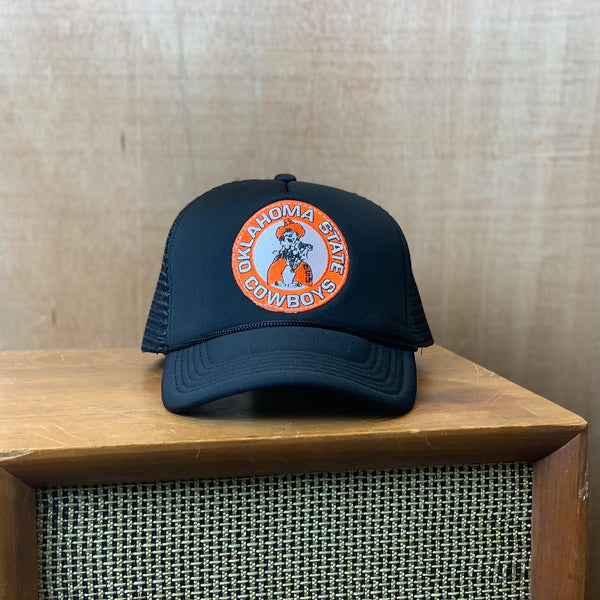 Vintage Cowboys patch trucker
