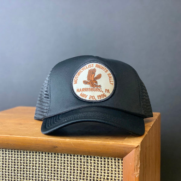 1996 Motorcyclist Rights Rally Hat