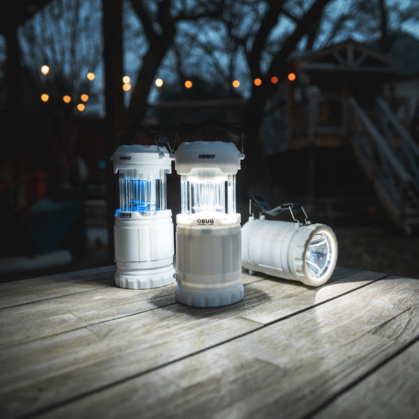 Z Bug Lantern + Light