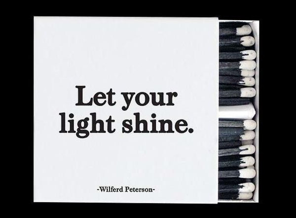 Match - Let your Light Shine