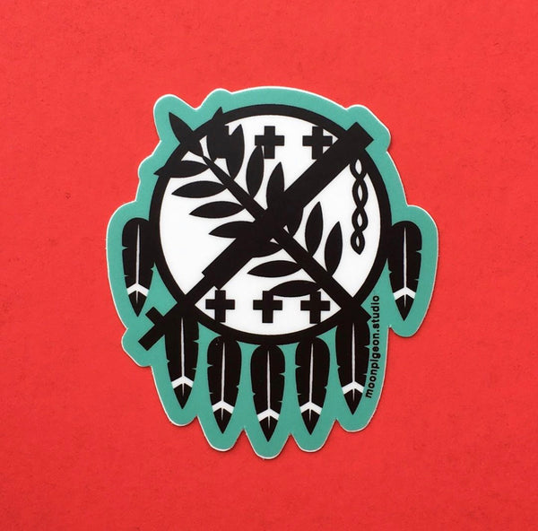 Osage Seal Sticker