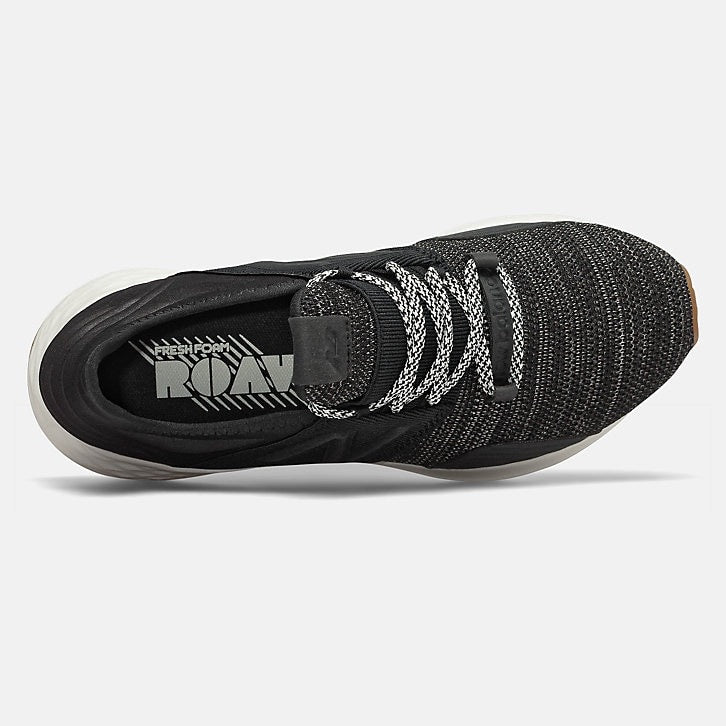 Fresh Foam Roav Knit Black/Sea Salt