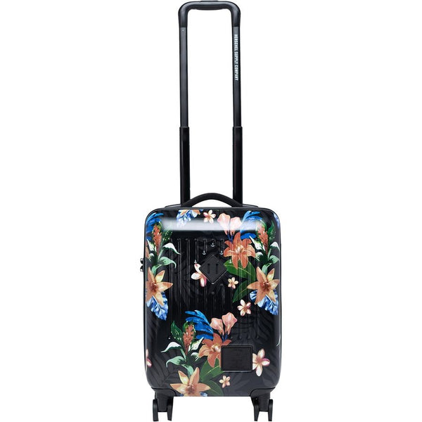 Trade Luggage Carry-On - Summer Floral Black