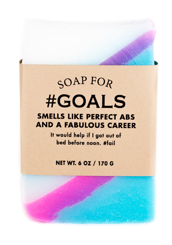 Soap for Goals