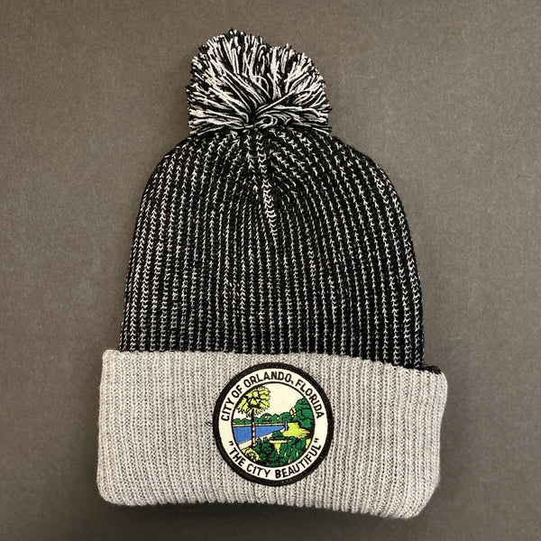 City Of Orlando, FL Pom Beanie