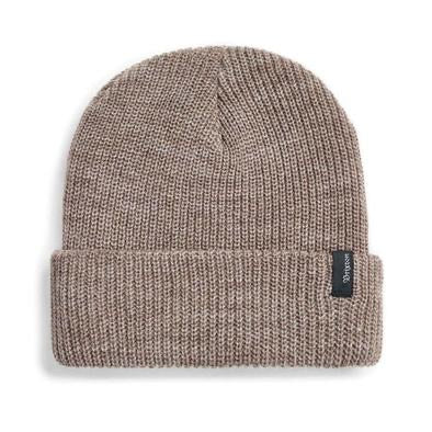 Heist Beanie - Heather Bison