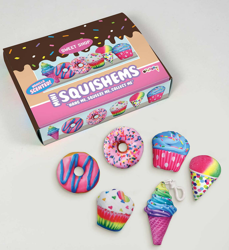 FINAL SALE Iscream Sweet Shop Mini Squishems