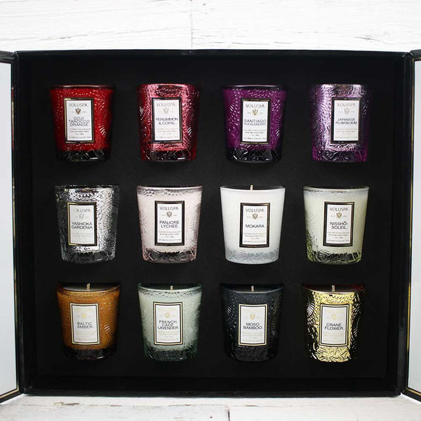 12 Candle Japonica Archive Gift Set