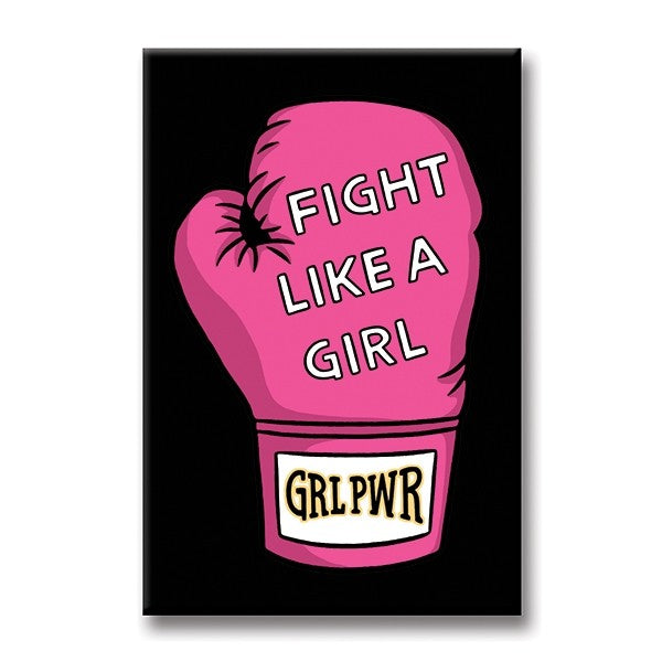 Magnet: Fight Like a Girl
