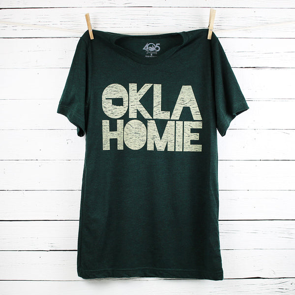 FINAL SALE OklaHomie Tee