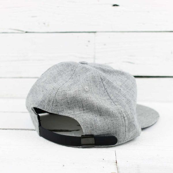 Ebbets OK Wool Hat - Gray