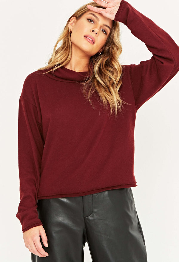 Zoie Cozy Turtleneck