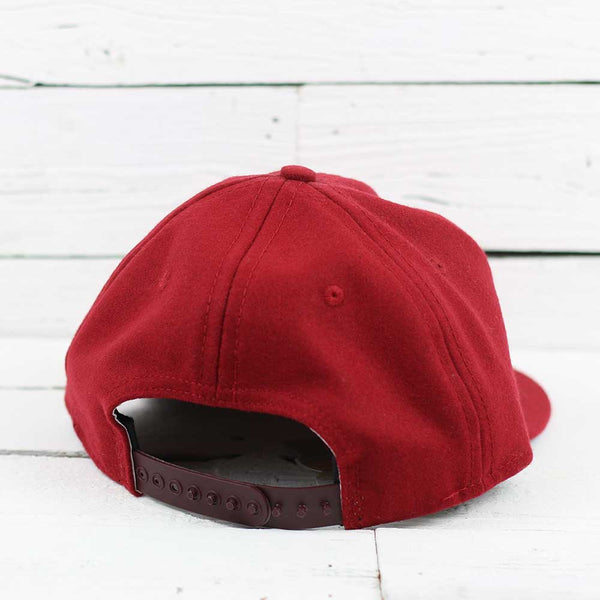 Ebbets OK Wool Hat - Red
