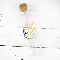 FINAL SALE Fred Bottled Up - Desktop Decanter Sauce