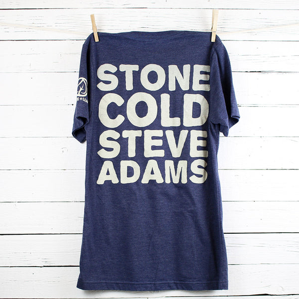 Tree & Leaf Stone Cold Steve Adams Tee