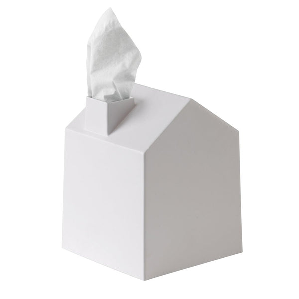 Casa Tissue Cover - White