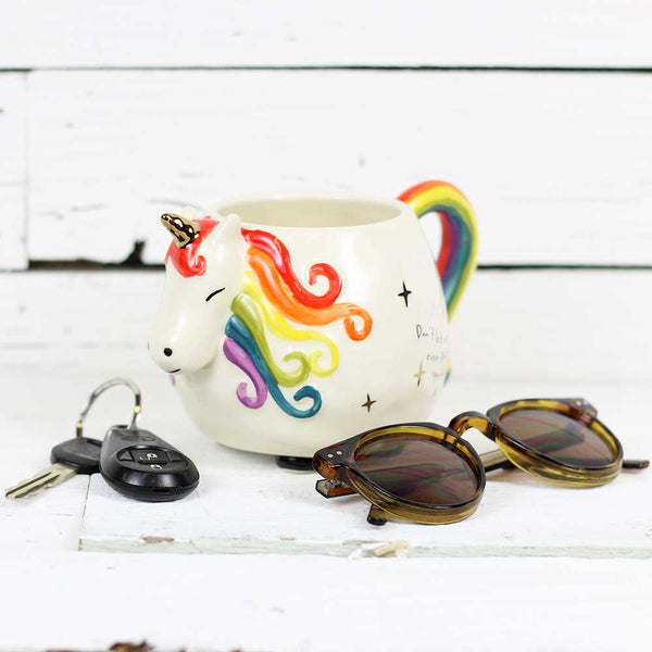 Folk Mug Unicorn