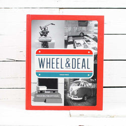 Gingko Press Wheel & Deal - Carts on Wheels