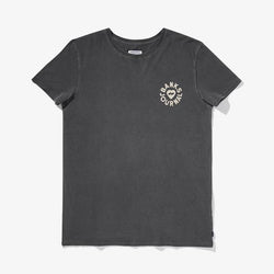 Heart Rings Faded Tee