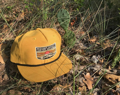 Mount Scott Hat - Yellow