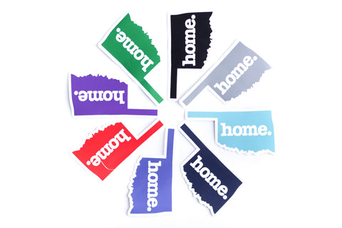 The Home. Sticker