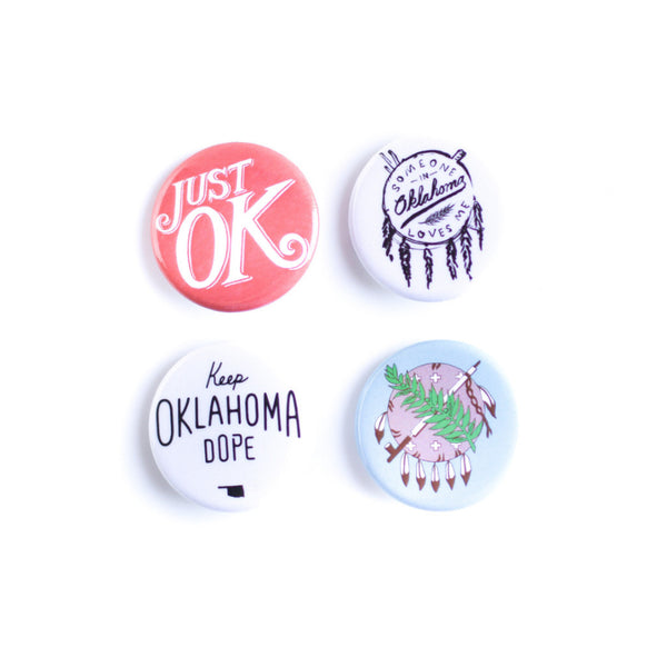 Someone in OK Button