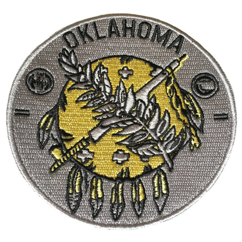 Osage Emblem Patch
