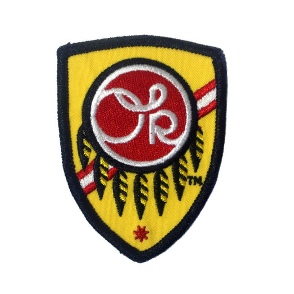 OK Osage Shield Patch