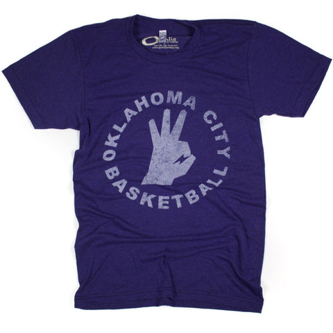 OKC Thunder Big 3 Tee