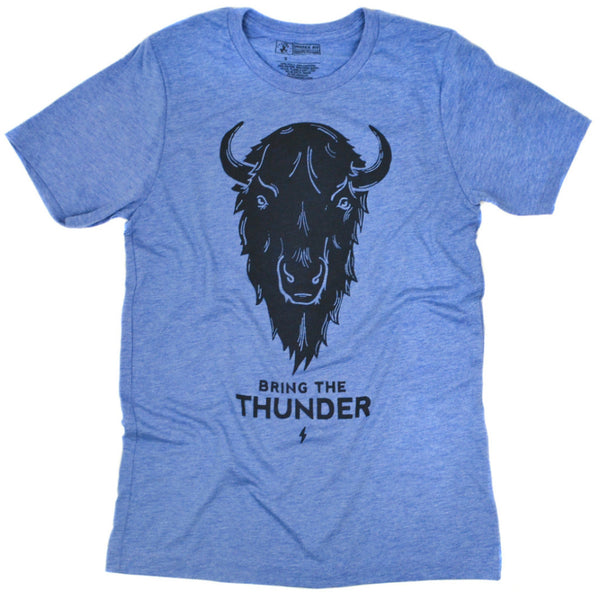 Bring the Thunder Bison Tee