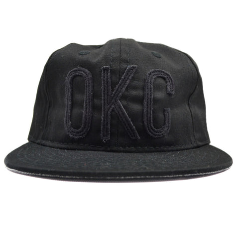 Ebbets Field Co. Slim OKC Cotton Twill Adjustable Hat