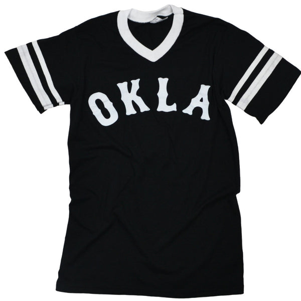 The OKLA Black / White Jersey