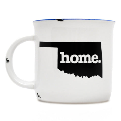 The Home. Ceramic Camping Mug