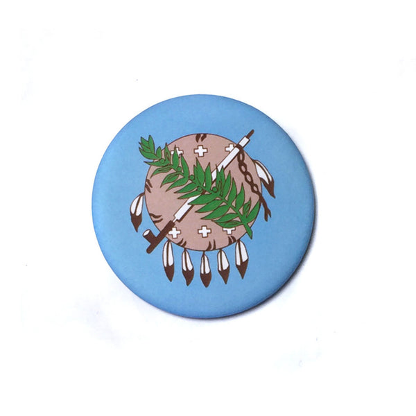 Osage Shield Magnet