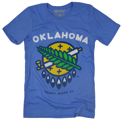Cartoon Osage Tee