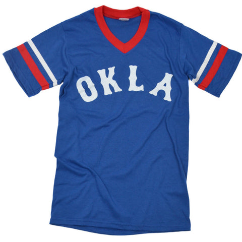 The OKLA Red / White / Blue Jersey