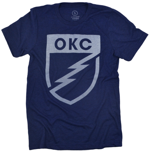 OKC Shield Tee