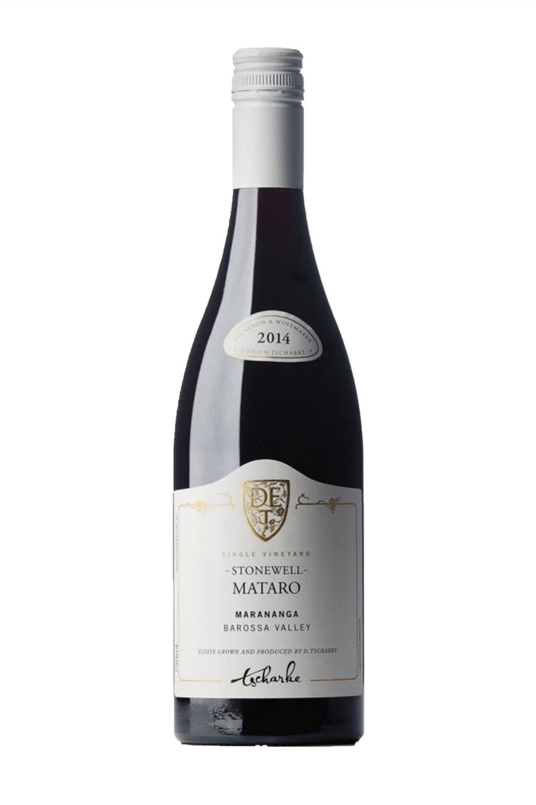 Tscharke 2015 Stonewell Vineyard Mataro - Audacity Wines