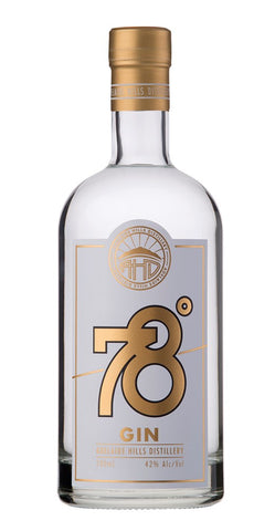 Adelaide Hills Distillery 78 Degrees Small Batch Gin 42% (700ml)