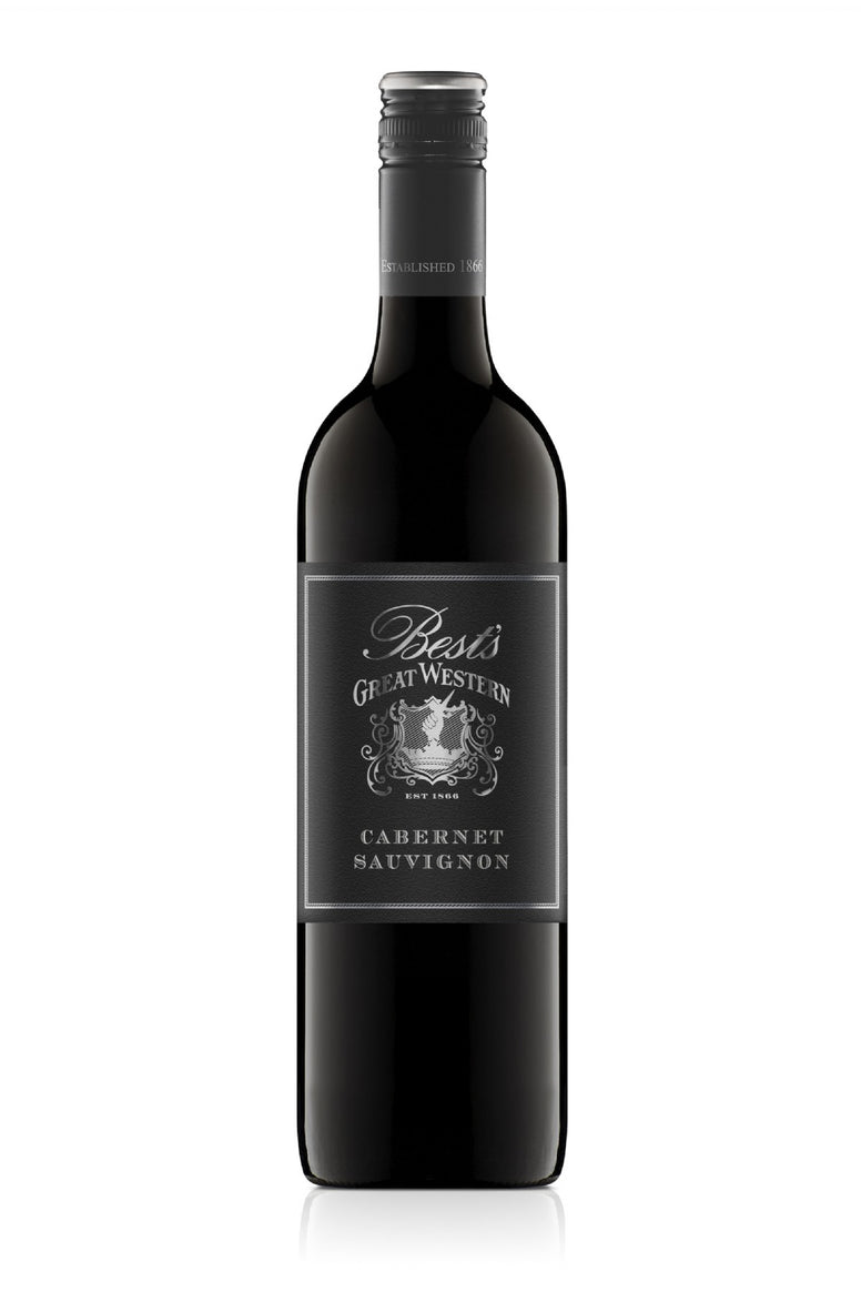 Best's 2017 Great Western Cabernet Sauvignon - Audacity Wines