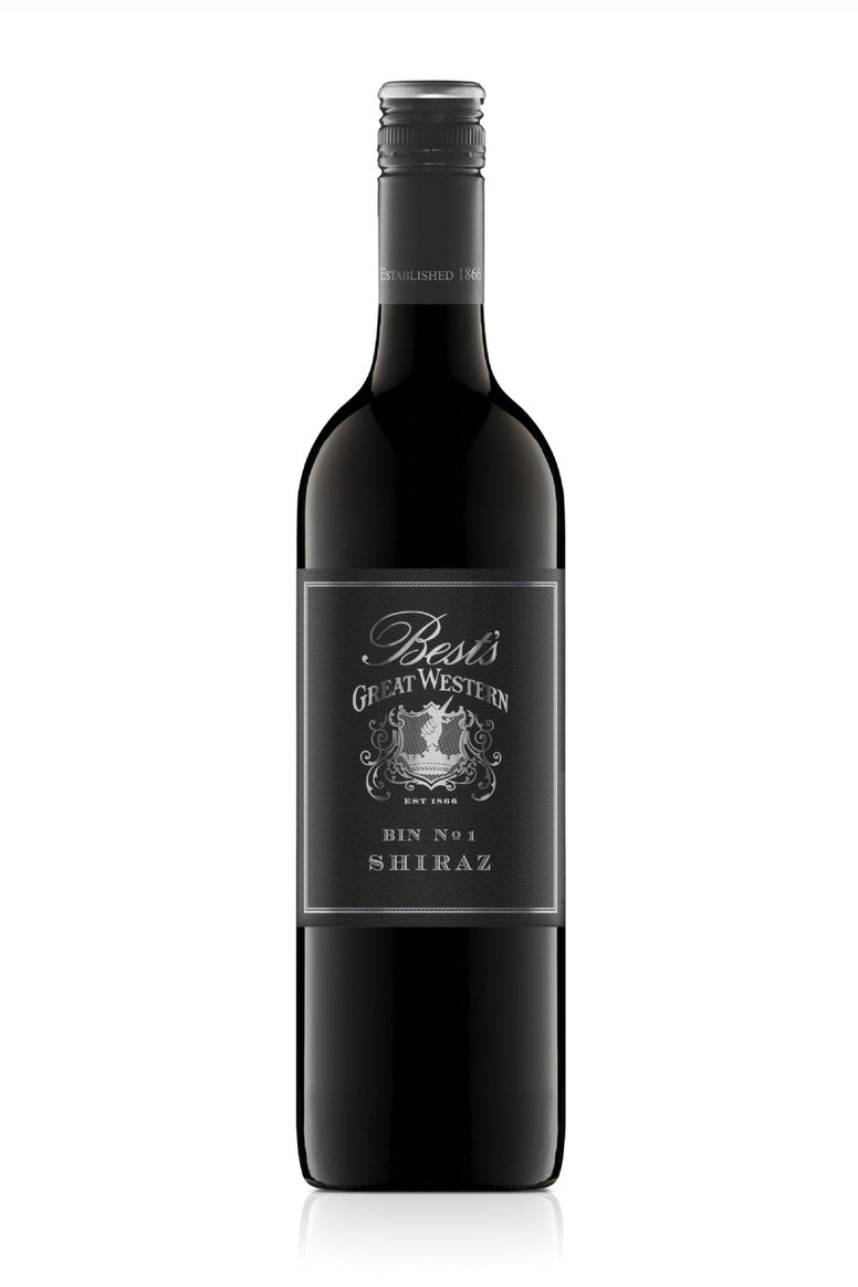 Best's 2015 Great Western Bin No. 1 Shiraz