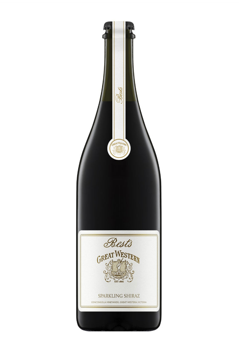 Best's 2013 Great Western Sparkling Shiraz