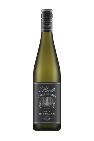 Best's 2017 Great Western Riesling - Audacity Wines